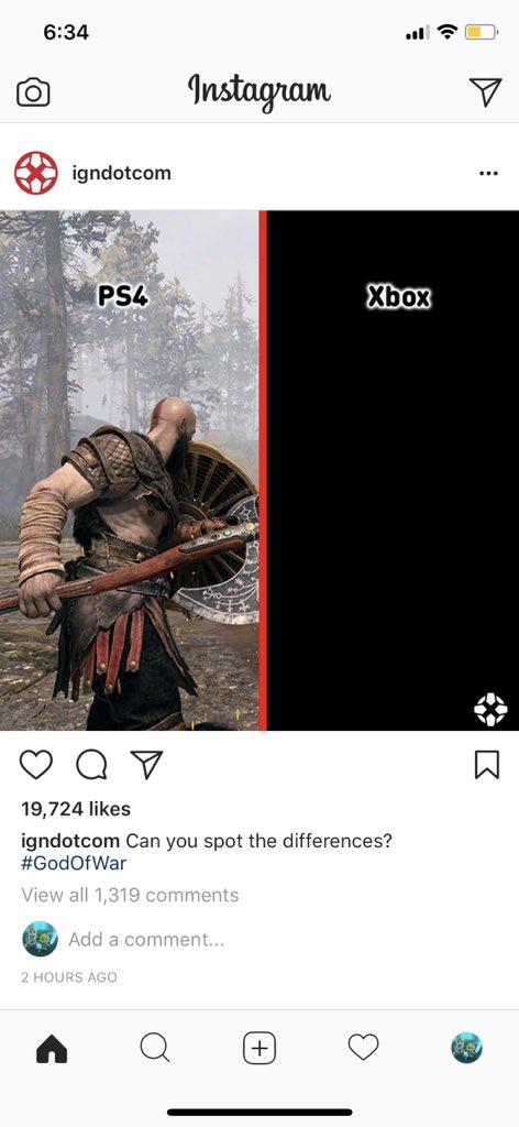 IGN se burla de la falta de exclusivos de Xbox One
