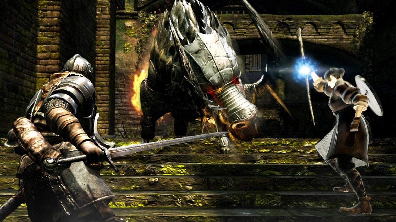 Anuncian prueba online de Dark Souls Remastered