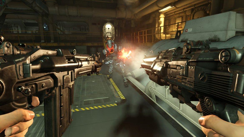 Wolfenstein II-The New Colossus- Review-nintendo switch-1-GamersRD