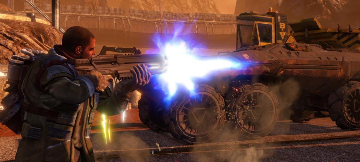 Red Faction: Guerrilla Re-Mars-tered | Review