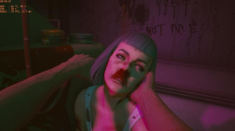 This Cyberpunk 2077 mod adds more options to Photo Mode