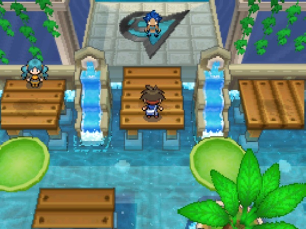 Pokemon White Version 2 Screenshot #5 - DS - The Gamers' Temple