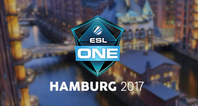 ESL One Hamburg 2017