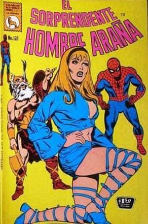 Spider-Man - Nacional