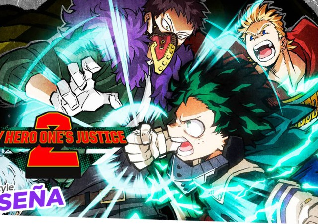 My Hero One's Justice 2 - Reseña