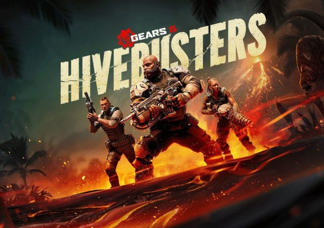 Gears 5 Hivebusters - Review