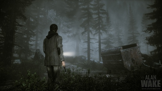 Alan Wake exploration