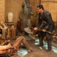 Scorpion King, The Lost Throne