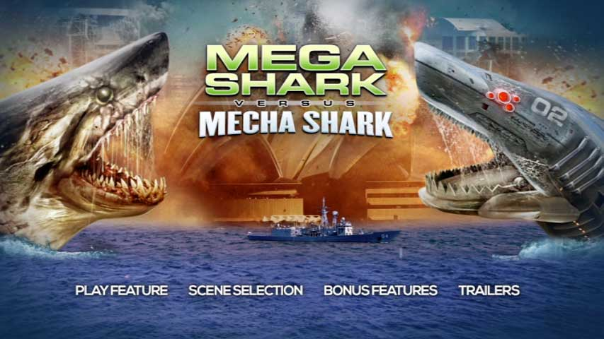[Avis] Mega Shark VS Mecha Shark