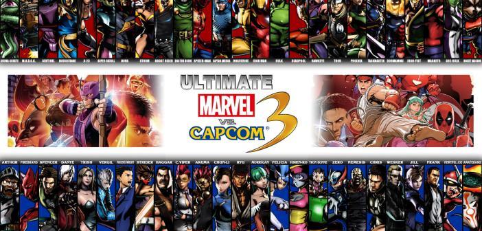[Test] Ultimate Marvel Vs Capcom 3 (PC) en attendant le 4!!!
