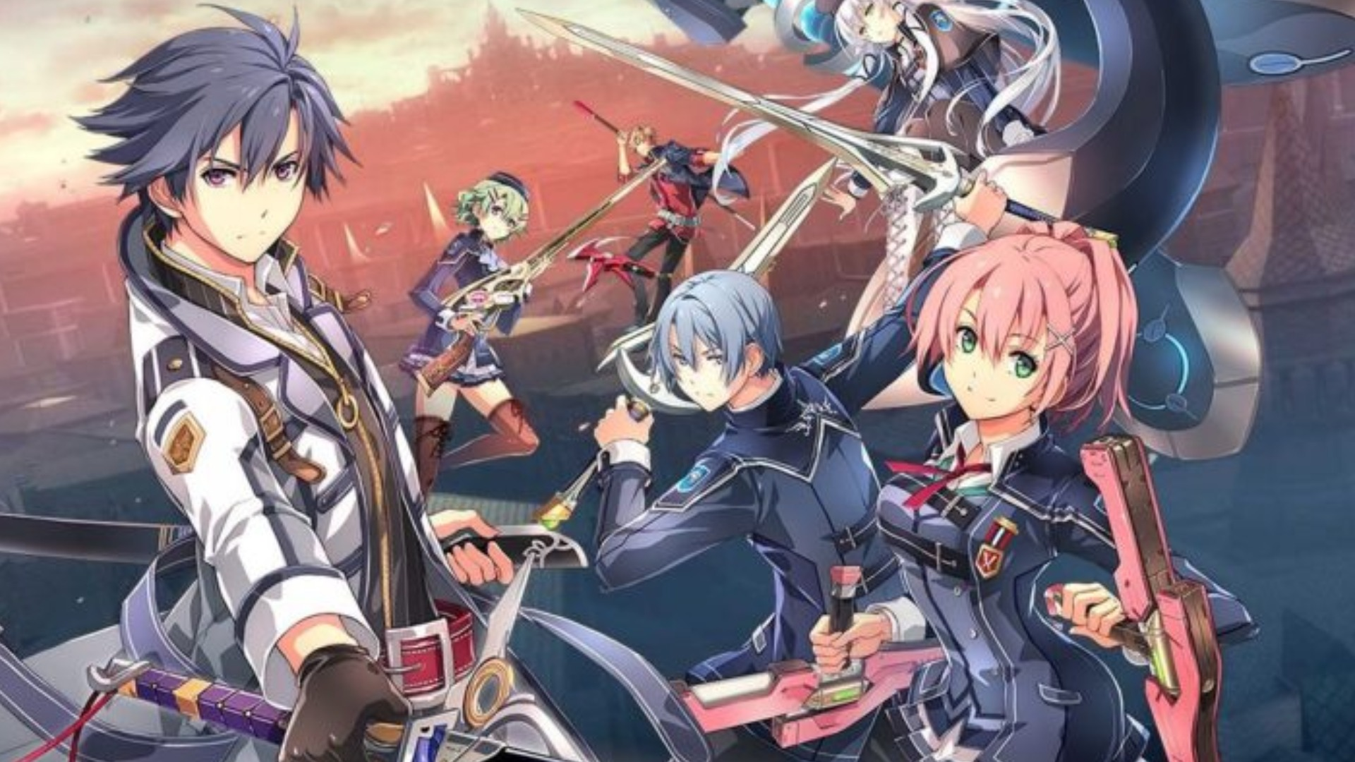 The Legend of Heroes : Trails of Cold Steel III, le JRPG merveilleux !!!!
