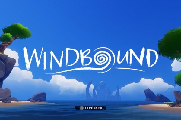 Windbound, le rogue-like de la poésie qui prend malheureusement l'eau !!!
