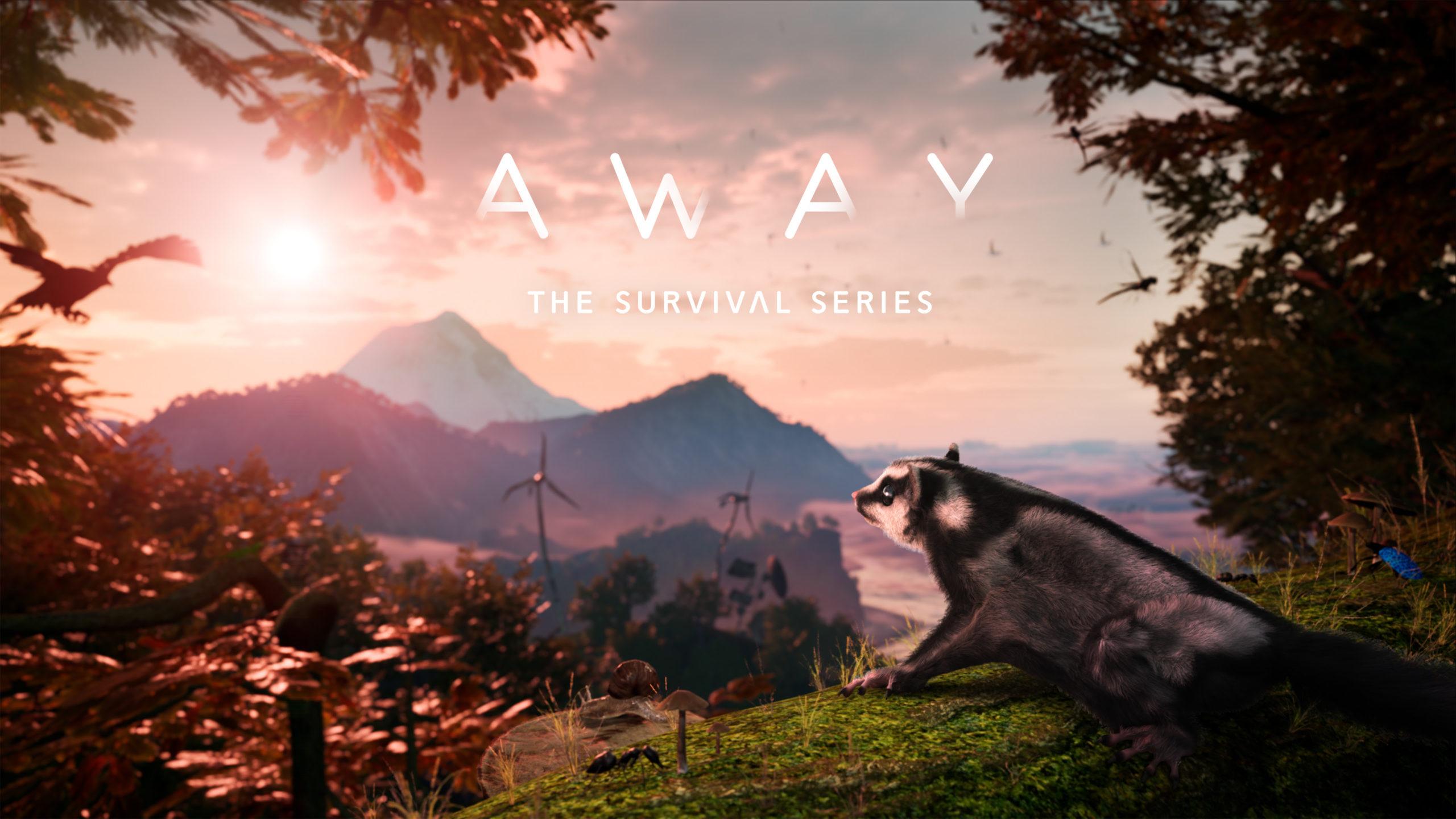 AWAY : The Survival Series, entrez dans la peau d'un Phalanger Volant !!