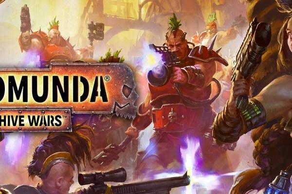 Necromunda : Underhive Wars, semez la destruction !!