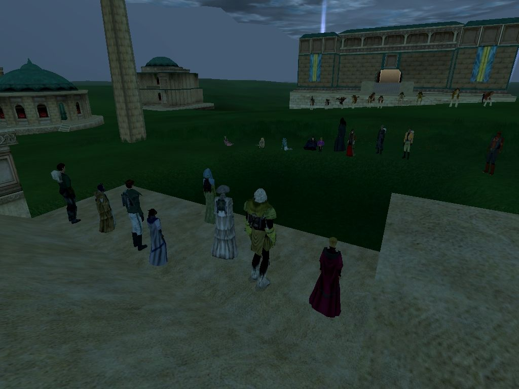Opening of Trinity City II