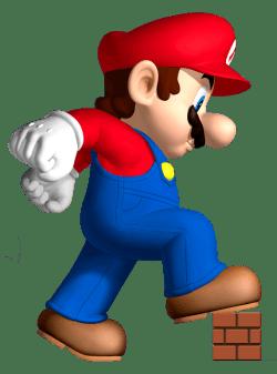 Super Mario's name is actually Mario Mario Video Game facts