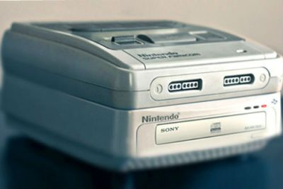 The original PlayStation console was originally a Nintendo and Sony partnership console called CD-SNES. Video Game Facts