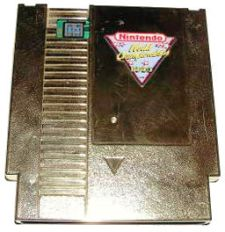 Nintendo World Championships 1990 Expensive Video Game