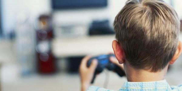 Kids as gamers