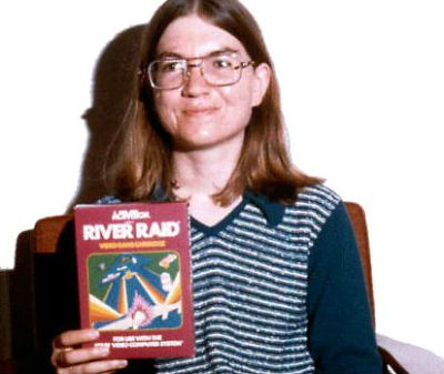 Carol Shaw was the first female game developer of all time