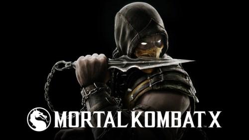 MsLaraCroftx shows Mortal Kombat X walkthroughs and animation