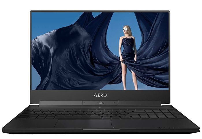 Aero 15x slim gaming laptop