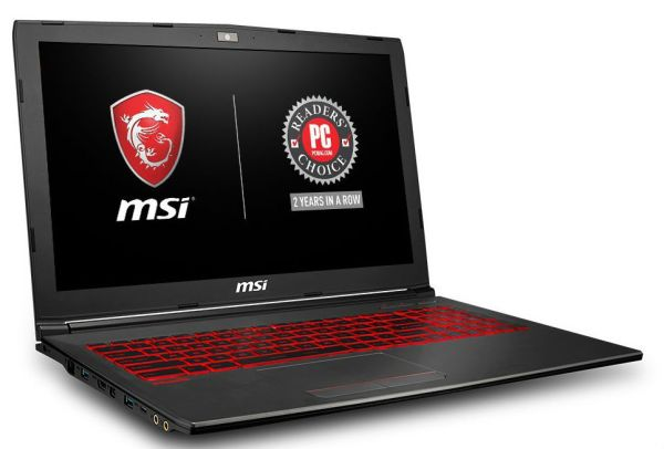 MSI Performance gaming pc