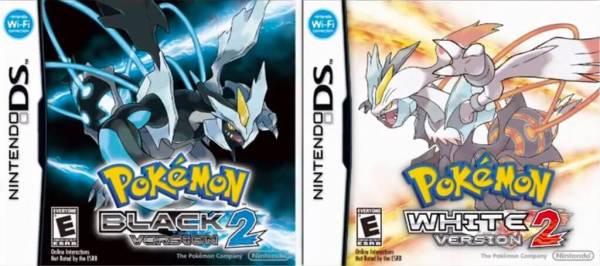 Pokémon Black White