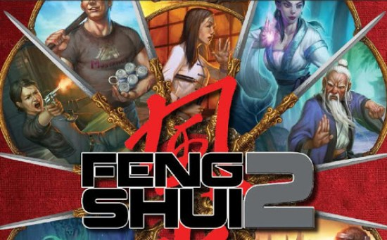 Feng Shu 2 Role-playing game