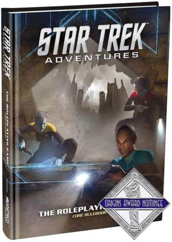 Star Trek Adventures RPG game