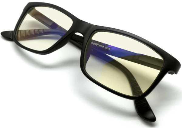 blue light protective gaming glasses