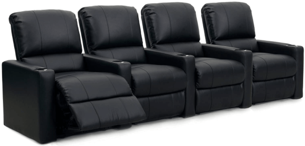 game room theater seating