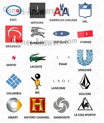 Logo Quiz Answers 5 - acscu.net
