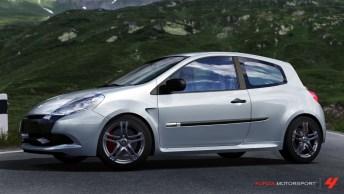 forza-motorsport-4-2010-renault-clio-rs-163853 Forza Motorsport 4: Le march pirelli car pack en video