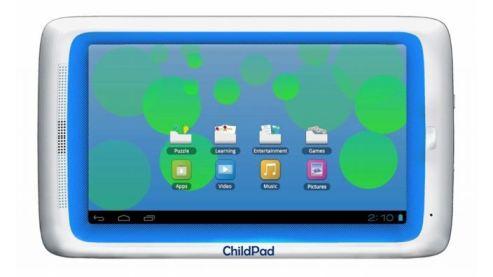 childpad Archos: Une tablette pour les enfants