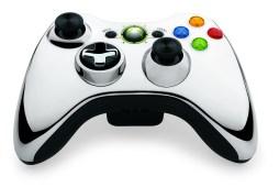 Xbox-360-D-Pad-Chrome-Series_2_ Xbox: Des manettes chromées