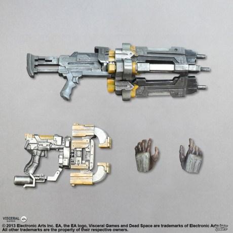 dsp3_bg07 Goodies : Figurine Dead Space 3 Play Arts Kai