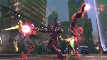 """dc_scr_DLC9_AltMetro_001 DC Universe Online : le 9ème DLC """"War of the Light"""