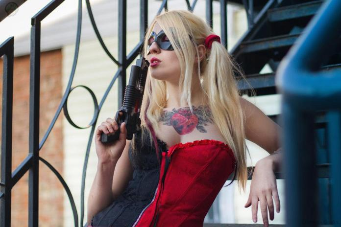 harley_queen_by_kemiron-d7kc285 Cosplay - Harley Quinn #8