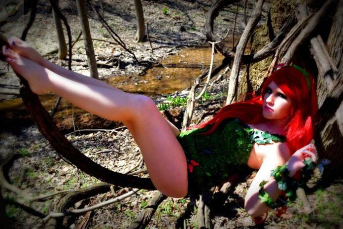 poison_ivy_cosplay_02 Cosplay : Poison Ivy #3