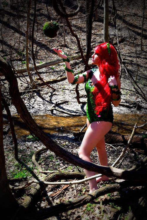 poison_ivy_cosplay_04 Cosplay : Poison Ivy #3