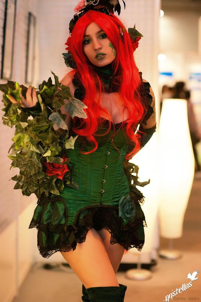 poison_ivy_steampunk_cosplay_by_monstergirlgreen-d5x51oe Cosplay : Interview de MonsterGirl Green #5