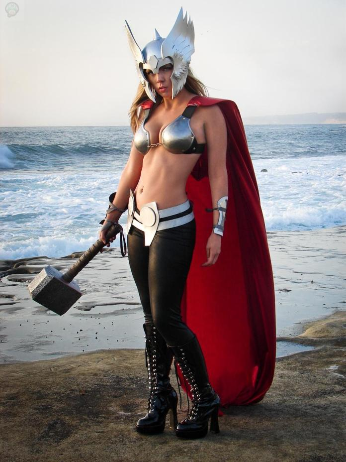 edited_thor_by_toni_darling-d63lsf4 Cosplay - Lady Thor #25