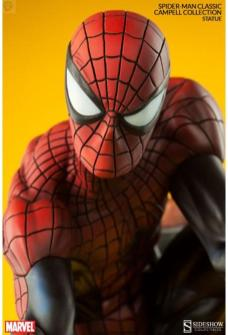 marvel-spider-man-classic-polystone-statue-6 Figurine : SpiderMan