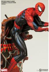marvel-spider-man-classic-polystone-statue-8 Figurine : SpiderMan