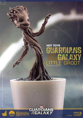902300_press04 Figurine - Baby Groot - Gardiens de la galaxie