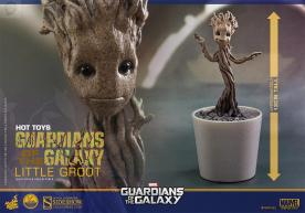 902300_press06 Figurine - Baby Groot - Gardiens de la galaxie