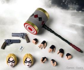 Injustice-Gods-Among-Us-Harley-Quinn-Figuarts-Action-Figure-Accessories Injustice Gods Among Us Harley Quinn SH Figuarts Action Figure