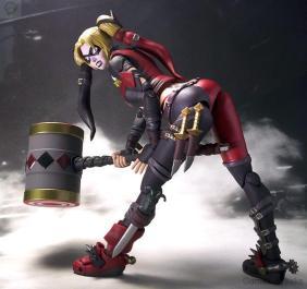 Injustice-Gods-Among-Us-Harley-Quinn-Figure Injustice Gods Among Us Harley Quinn SH Figuarts Action Figure