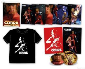 cobra-collector-1 Précommande - Space Adventure Cobra - Collector
